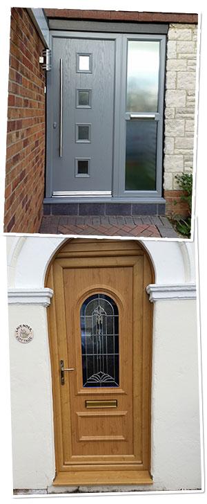 newest a1b68 ac8ef Coloured UPVC Doors Dorset, Coloured UPVC Windows Poole ...