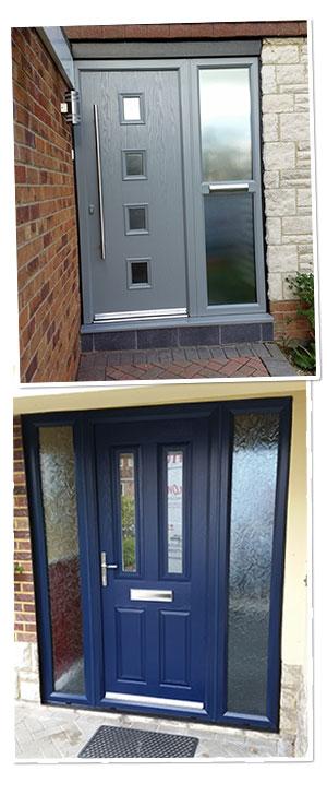 Composite Doors Poole Bournemouth Christchurch Dorset