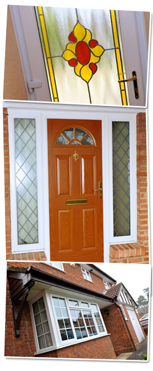 Double glazing bournemouth poole christchurch dorset for Upvc french doors dorset